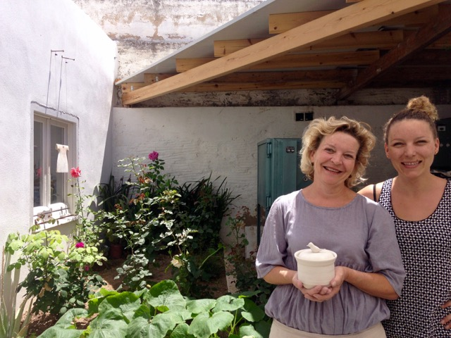 Monique and Ramona of Yria - Paros Island